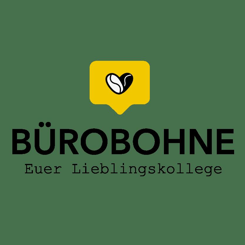 Logo der Kaffeemarke BÜROBOHNE