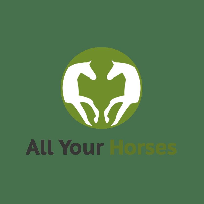 Logo für das Pferdeportal AllYourHorses.de