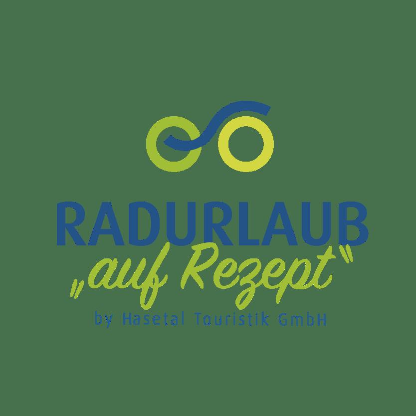 """Logo für """"Radurlaub auf Rezept"""""""